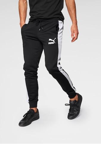 PUMA Trainingshose »Iconic T7 Track Pant Cuff (Poly)« kaufen