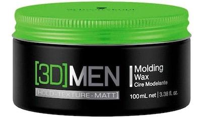 """Schwarzkopf Professional Haarwachs """"[3D] Men Molding Wax"""" kaufen"""