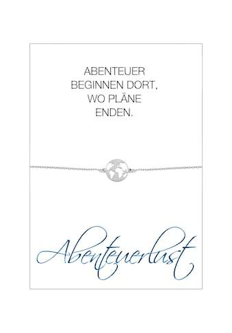 HERZ - KARTE Armband »Abenteuerlust« kaufen