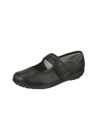 Natural Feet Klettschuh »Ballerina Susanne«, mit Memo-Latex-Fußbett kaufen