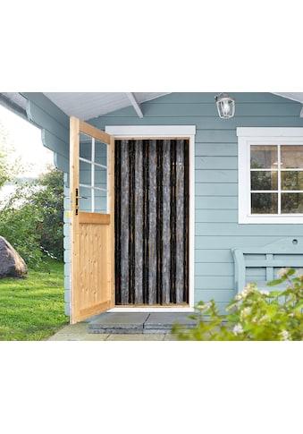 EXPLORER Insektenschutz-Vorhang, anthrazit/silberfarben kaufen