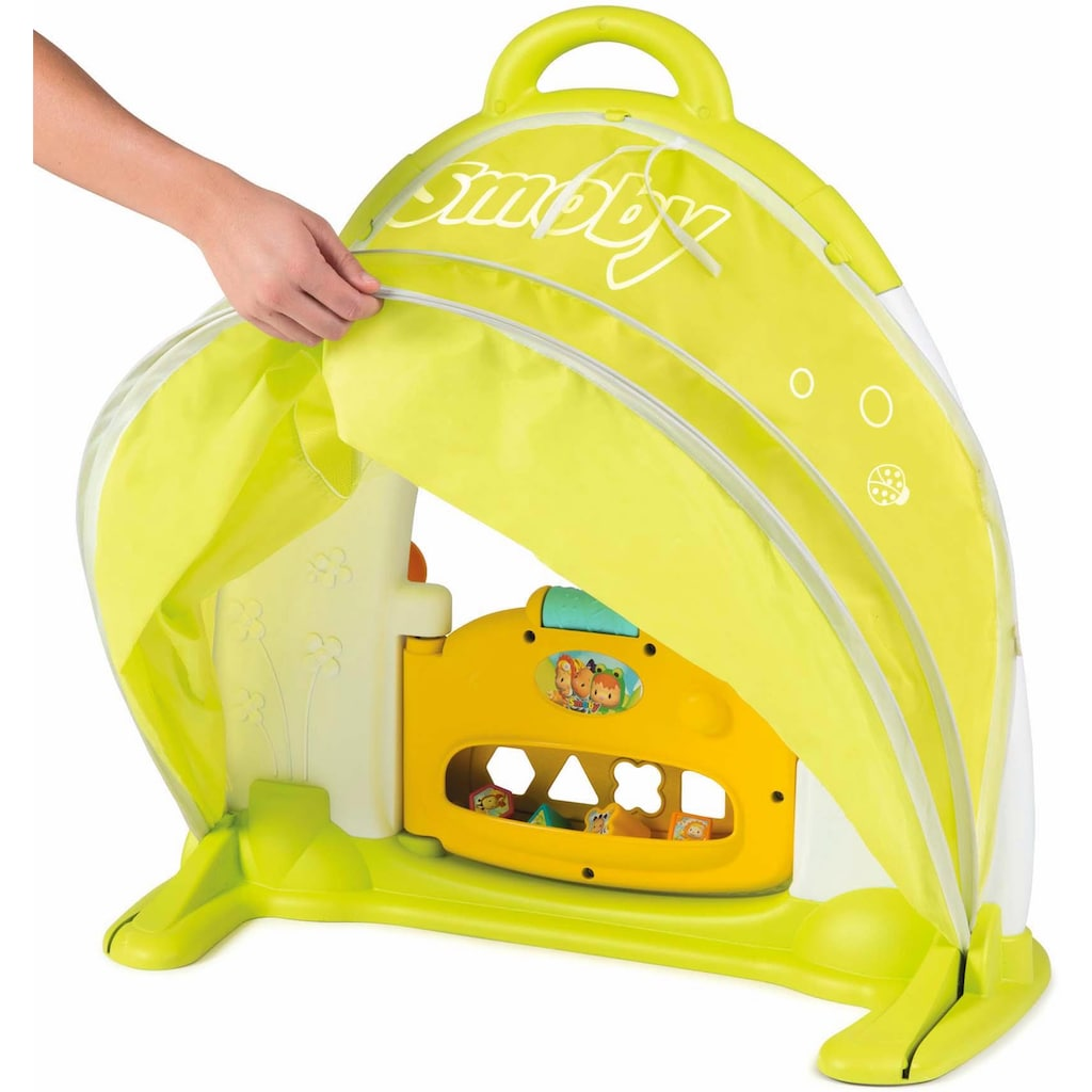Smoby Spielhaus »Cotoons Entdecker-Haus«, Made in Europe