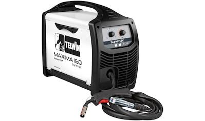 TELWIN Fülldrahtschweißgerät »Maxima 160« kaufen
