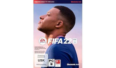 Electronic Arts Spiel »FIFA 22«, PC kaufen