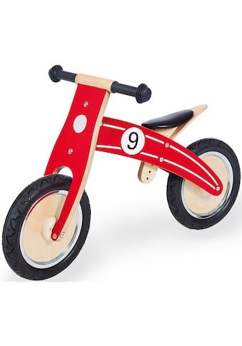 Pinolino® Laufrad »Nico, rot« kaufen