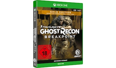 Tom Clancy's Ghost Recon Breakpoint Gold Edition Xbox One kaufen