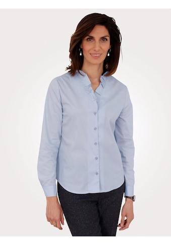 Mona Hemdbluse, mit Faltendekoration kaufen