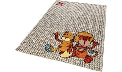 Sigikid Kinderteppich »Patchwork Sweetys«, rechteckig, 13 mm Höhe kaufen