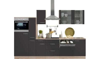 OPTIFIT Küchenzeile »Kalmar«, mit E-Geräten, Breite 300 cm kaufen