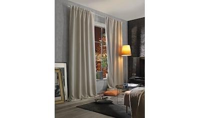 Home Basics Vorhang »ACCUSTICO«, Lärmschutz kaufen