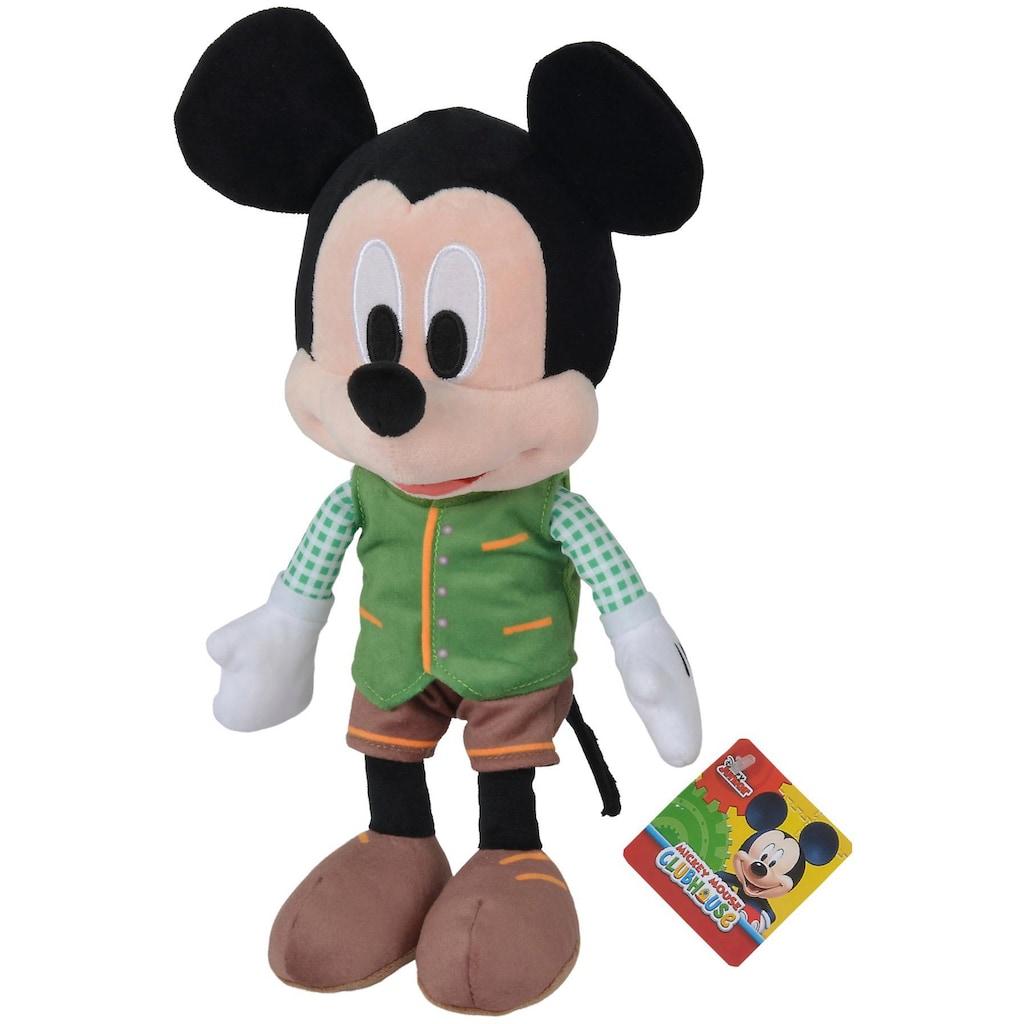 SIMBA Kuscheltier »Disney Lederhosen Mickey, Refresh, 35 cm«