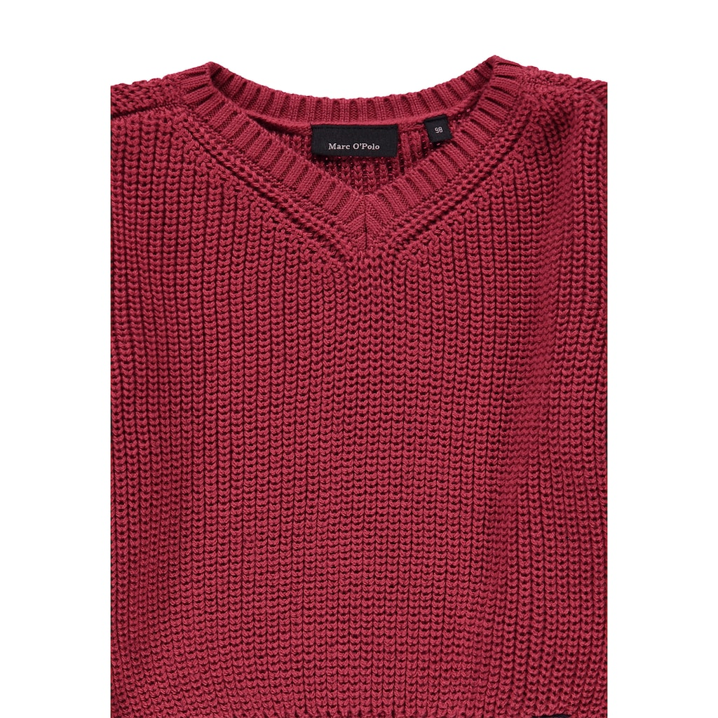 Marc O'Polo Junior Strickpullover, Feinstrick