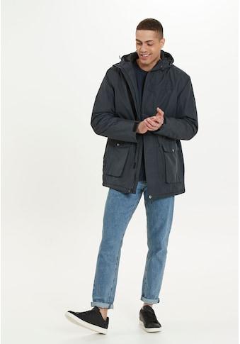 WHISTLER Parka »Buro W-PRO 10000«, mit komfortablem Langschnitt kaufen