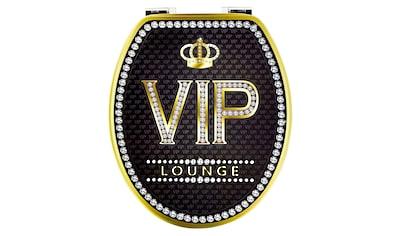 CORNAT WC-Sitz »VIP«, Mit Absenkautomatik kaufen