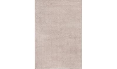 Andiamo Hochflor-Teppich »Cala Bona«, rechteckig, 26 mm Höhe, Besonders weich durch Microfaser, Wohnzimmer kaufen