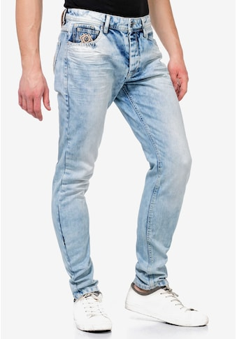 Cipo & Baxx Bequeme Jeans »Niced« kaufen