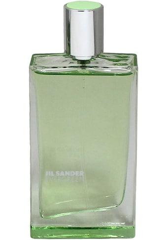 """JIL SANDER Eau de Toilette """"Evergreen"""" kaufen"""