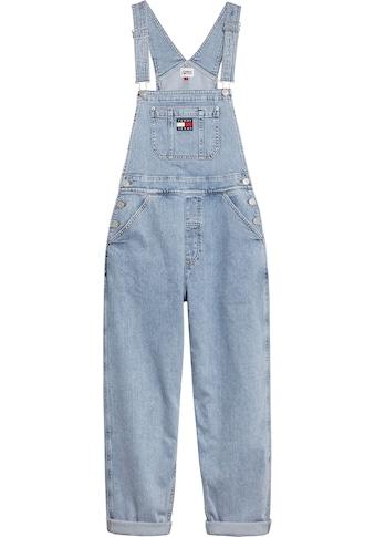 Tommy Jeans Latzjeans »DENIM DUNGAREE TJLLBC«, mit verstellbaren Trägern & Tommy Jeans... kaufen