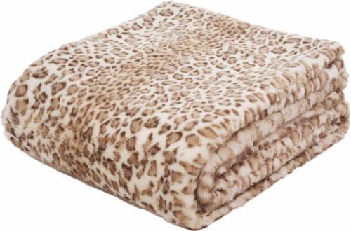 Gözze Wohndecke »Leopard«, mit Leopardenmuster kaufen