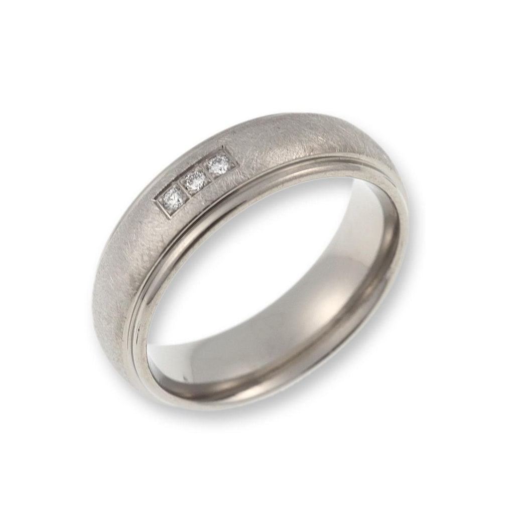 CORE by Schumann Design Trauring »20006177-DR, 20006177-HR, ST050.08«, Made in Germany - wahlweise mit oder ohne Diamanten