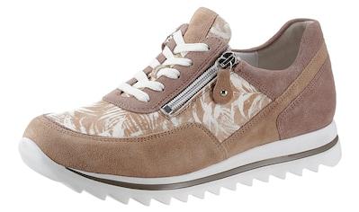 Waldläufer Sneaker »Haiba«, mit modischem Druck, G-Weite kaufen