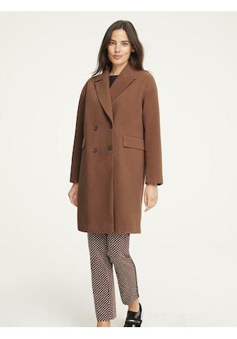 Mantel mit Reverskragen kaufen