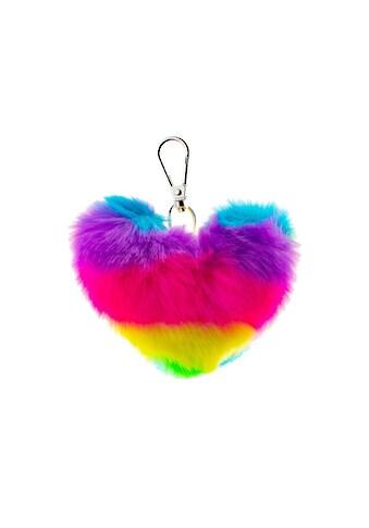 Hype Taschenanhänger »Plüsch -  in Herzform« kaufen