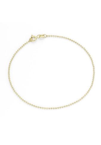 Luigi Merano Armband »diamantierte Kugelkette, Gold 375« kaufen