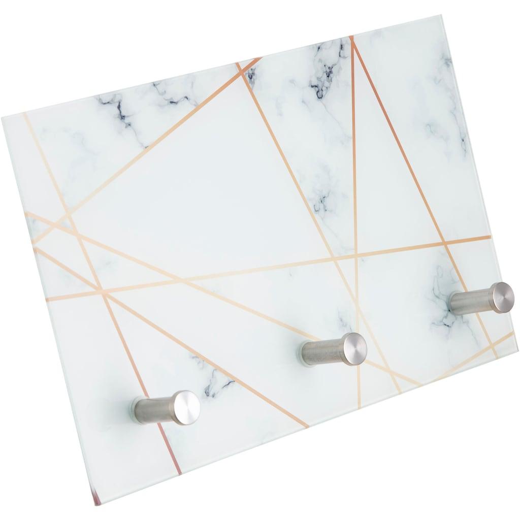 Spiegelprofi GmbH Garderobe »Abstrakt«