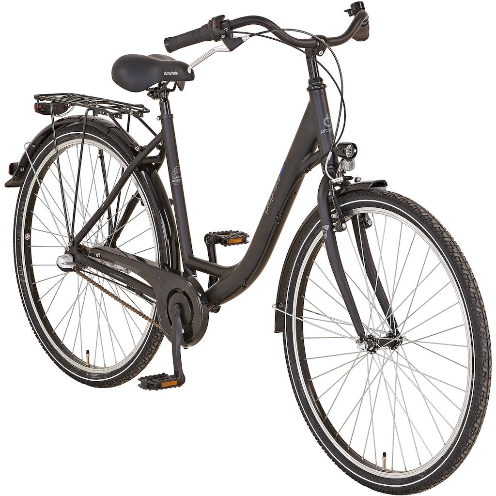 """Prophete Cityrad »GENIESSER 20.BSC.10 City Bike 28""""«, Nabenschaltung"""