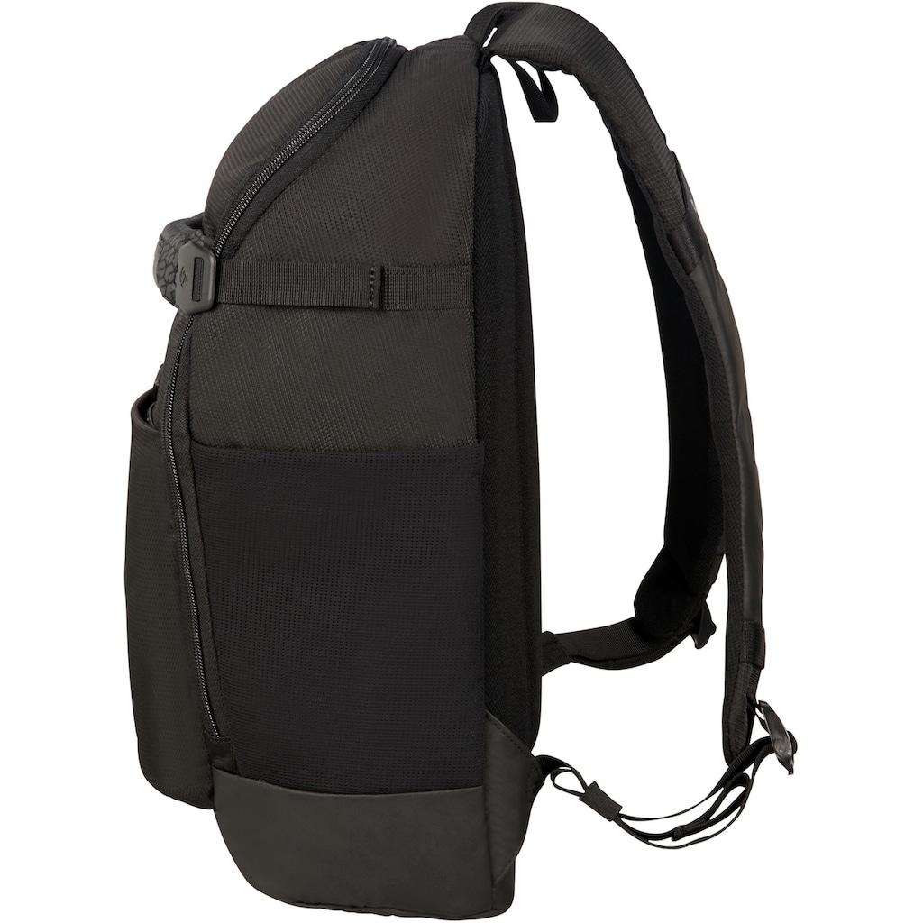 Samsonite Laptoprucksack »Hexa-Pack, black, S«