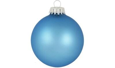 Krebs Glas Lauscha Weihnachtsbaumkugel »CBK90006«, (Set, 8 St.) kaufen