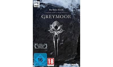 Bethesda Spiel »The Elder Scrolls Online: Greymoor«, PC kaufen