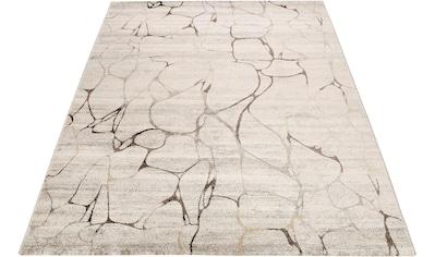Teppich, »Solo Fields«, Wecon home, rechteckig, Höhe 10 mm, maschinell gewebt kaufen