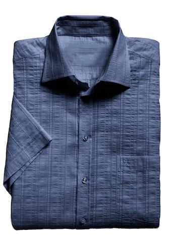 Maxclusiv Hemd mit abgerundetem Saum kaufen