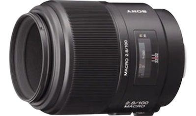 Sony Objektiv »100M28 A - Objektiv für Digitalkameras« kaufen