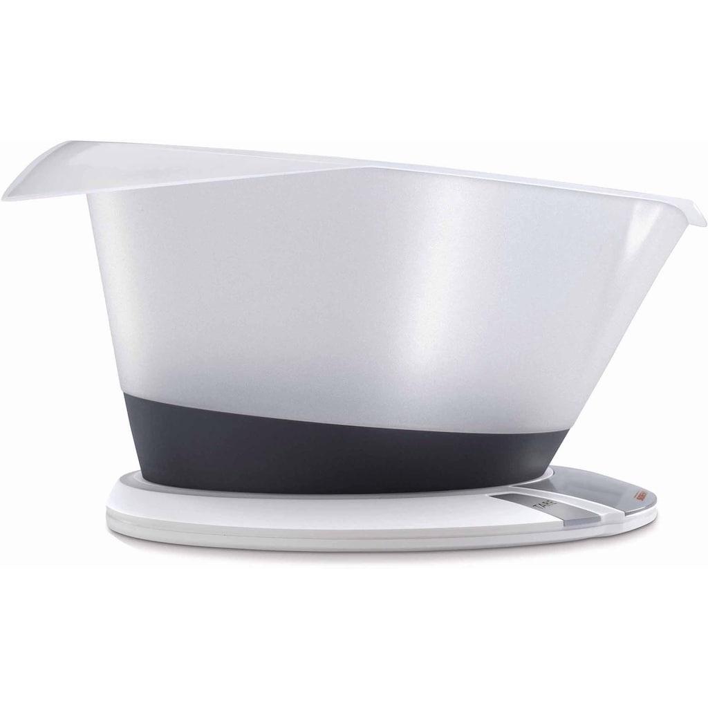 Soehnle Küchenwaage »Olympia Plus«, mit große Rührschüssel