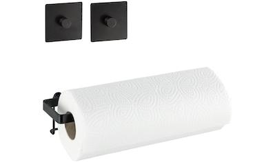 WENKO Wandrollenhalter »Turbo-Loc® Gala«, aus pulverbeschichtetem Flachstahl kaufen