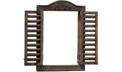 BOLTZE Spiegel »Spiegel Fensterladen«, (1 St.) kaufen