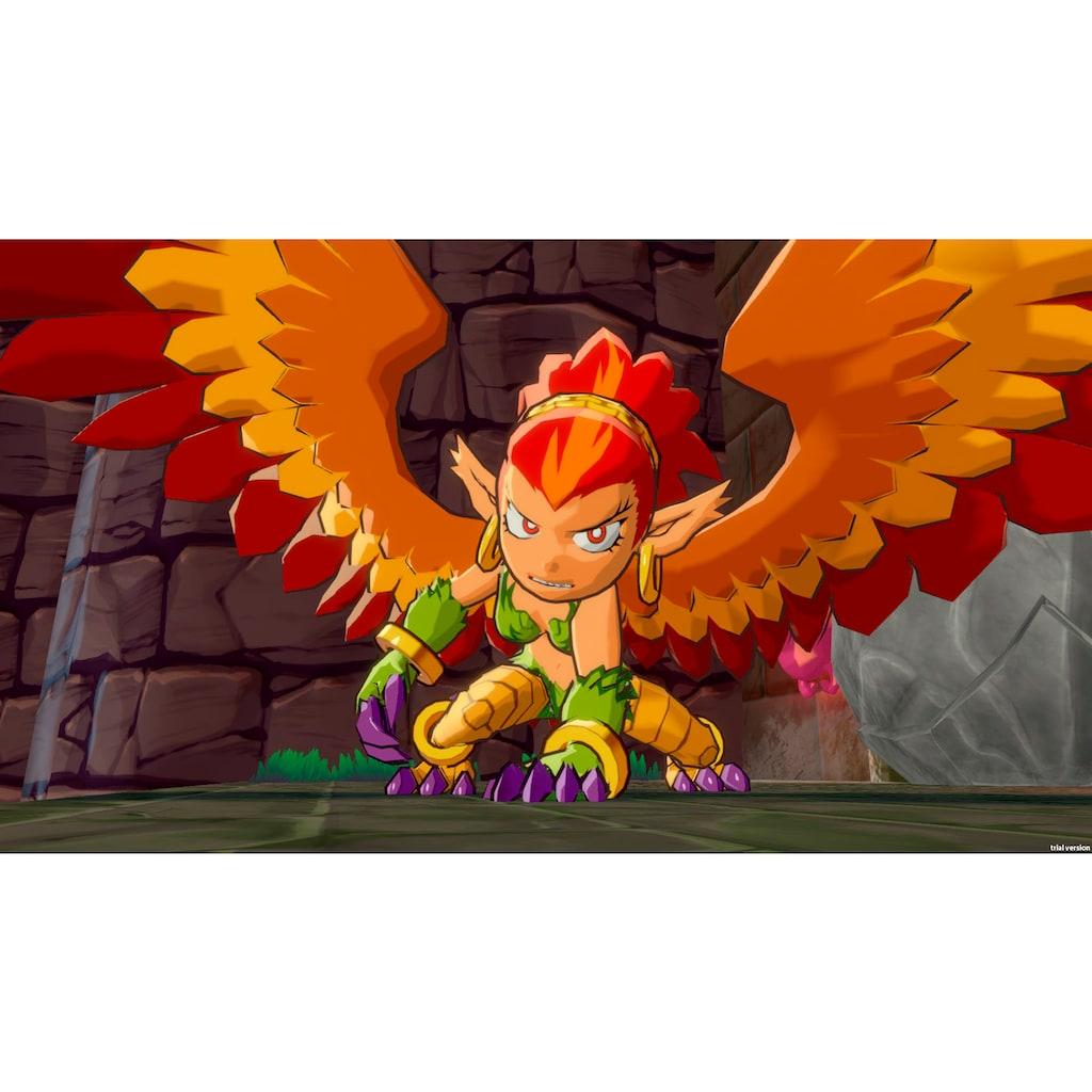Nintendo Switch Spiel »Wonder Boy: Asha in Monster World«, Nintendo Switch