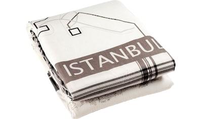 Gold-Line Wohndecke »Istanbul«, im Städte Design kaufen
