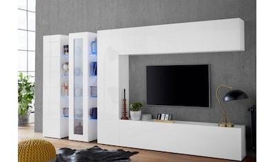 Tecnos Wohnwand »Maruska« (Set, 5 - tlg) kaufen