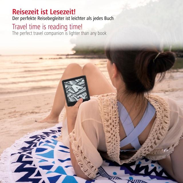 Hama eBook-Case, E-Reader Hülle für Kindle Oasis (9./10. Gen.) »E-Reader Tasche«