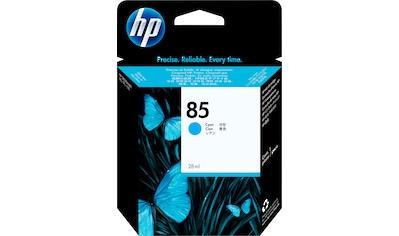 HP Tintenpatrone »hp 85 Original Cyan« kaufen