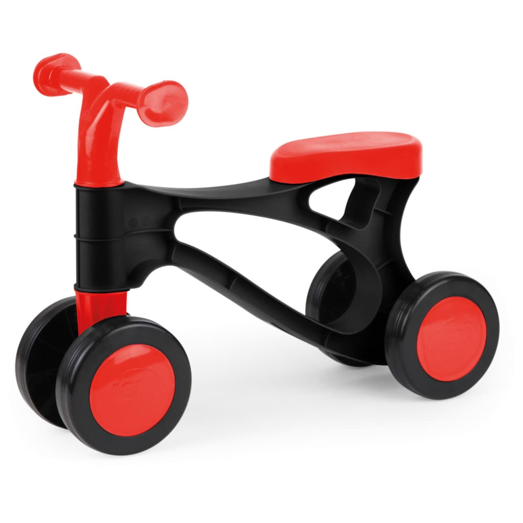 Lena® Laufrad »My First Scooter, schwarz/rot«, Made in Europe