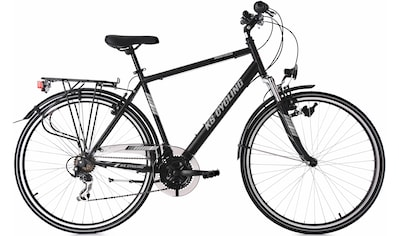 KS Cycling Trekkingrad »Montreal«, 21 Gang Shimano Tourney Schaltwerk, Kettenschaltung kaufen