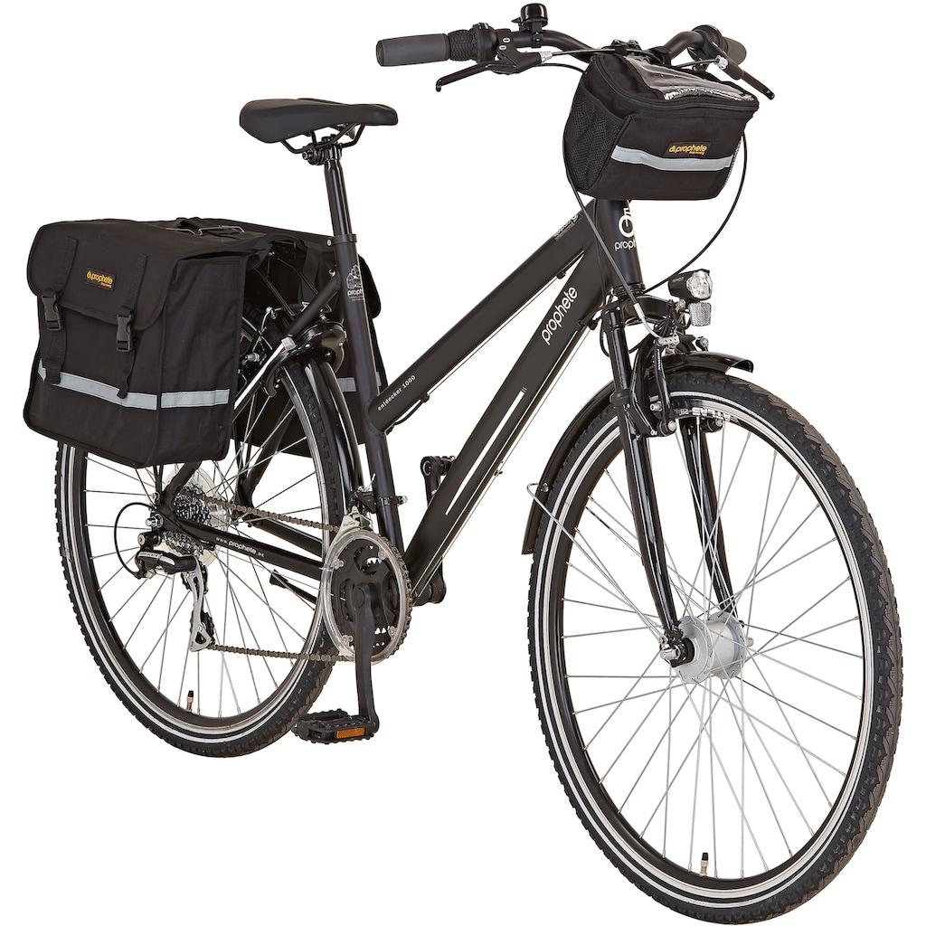 Prophete Trekkingrad »Expedition«, 24 Gang, Shimano, Acera Schaltwerk, Kettenschaltung