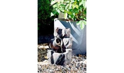 DOBAR Zimmerbrunnen BxTxH: 17,2x16,2x27 cm kaufen
