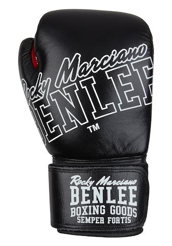 Benlee Rocky Marciano Boxhandschuh mit Markenprint kaufen