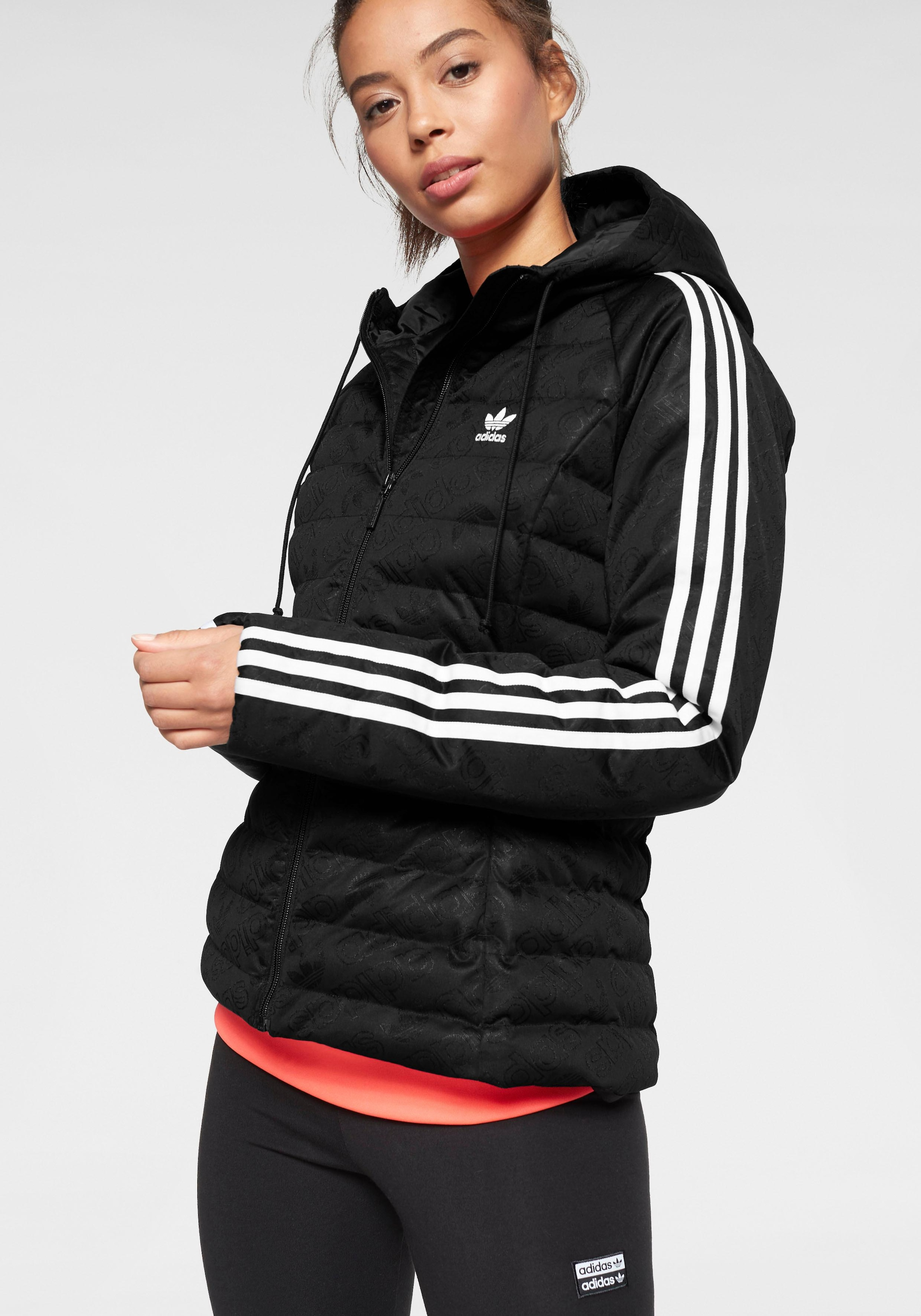 adidas Originals Steppjacke »SLIM JACKET« für Damen | BAUR
